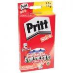 Pritt 1456040 Stick Sachet Pack 10 x 11g
