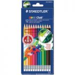 Staedtler 144 50 NC12 Noris Club Erasable Coloured Pencils – pack …
