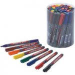 Edding CP43 361 Board Marker Assorted 50 Pack