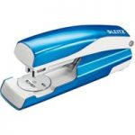 Leitz Blue Metal Office Stapler WOW NeXXt 30 Sheet