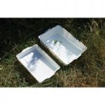Rapid Large Pond Tray – White 420 x 312 x 92mm