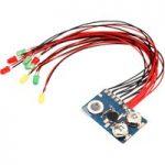 RVFM 10 Flashing LED's PCB