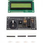 PICAXE AXE033 Serial LCD / Clock Module