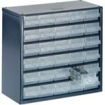 Raaco 137539 600 Series 630-00 Cabinet 30 Drawers