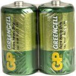 GP GPPCC14KC001 Zinc Chloride Cell – C (Pack 2)