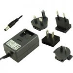 Ideal Power 15DYS624-150200W-K Interchangeable Plugtop PSU 15V 2A