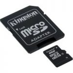 Kingston SDC4/8GB microSDHC Card (Class 4) – 8GB
