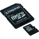 Kingston SDC4/32GB microSDHC Card (Class 4) – 32GB