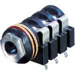 REAN / Neutrik AG NYS215 Stereo Jack Socket 0.25″