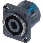 Neutrik Nl2MP 2-pole Speakon Speaker Socket