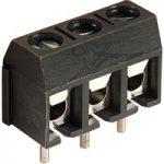 Metway 650TDS03 3 Pole 16A PCB Terminal Block