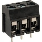 TruConnect XY-305 3 Way 16A 5mm End Stackable Terminal Block