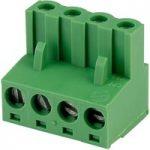 CamdenBoss CTB9208/4 4 Way 12A Pluggable Terminal Block Free Plug …