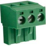 CamBlock Plus CTBP9200/3 5mm Pitch Female Pluggable Term/Block Hor…