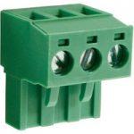 CamBlock Plus CTBP9208/3 5.08mm Pitch Female Pluggable Term/Block …