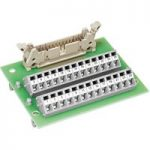 WAGO 289-405 26 Pole Interface Module with Male Connector Type DIN…