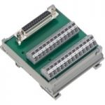 WAGO 289-552 Interface Module with Female Subminiature D Type 25 Pole