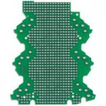 WAGO 2857-193/3140-000 Stripboard 3-3 connection levels