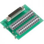 WAGO 289-443 PCB Interface Module with Male Subminiature D Type 37…