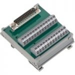 WAGO 289-542 Interface Module with Male Subminiature D Type 25 Pole
