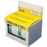 Industrial Signs IS4925OR Pass Test Labels Small 35×15 – Pack of 250
