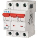 EATON PLSM-C10/3-MW Miniature Circuit Breaker 10A C-type TP 10kA 2…