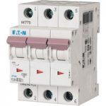 EATON PLSM-C32/3-MW Miniature Circuit Breaker 32A C-type TP 10kA 2…