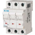 EATON PLSM-C50/3-MW Miniature Circuit Breaker 50A C-type TP 10kA 2…