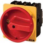 EATON P3-63/EA/SVB Isolator 63A TP Flush Mounting 031607