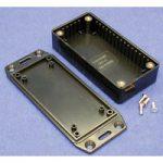 Hammond 1591AFLBK Multipurpose FRABS Enclosure Flanged Lid 100 x 5…