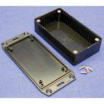 Hammond 1591BFLBK Multipurpose FRABS Enclosure Flanged Lid 112 x 6…