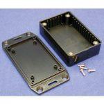 Hammond 1591MFLBK Multipurpose FRABS Enclosure Flanged Lid 85 x 56…