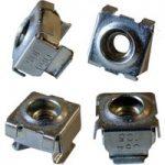 Hammond 1421CNM20 Cage Nut Pack Pk 20 pieces