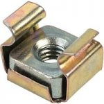 Affix Cage Nuts M5 1.7 – 2.6mm – Pack Of 50