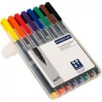 Staedtler 317 WP8 Overhead Projector Pens (Pack of 8)