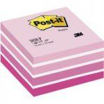 Post-it® Pastel Pink Cube 76x76mm