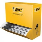 BiC Medium Cristal Black Pen Pack 90 + 10 Free