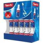 Tipp-Ex Rapid 20ml Pack 15 + 5 Free