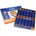 Swäsh Classbox 288 Premium Hexagonal Coloured Pencils