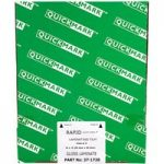 Mega Electronics 37-1720 Quick-Mark Digital Over-Laminating Film T…