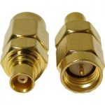 RF Solutions ADP-SMAM-MCXF Adapter SMA Male to MCX Female