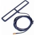 Siretta ALPHA40/5M/SMAM/S/S/29 4G/3G T-bar Antenna 2/1dBi Gain 155…