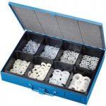 Affix Polyamide Washer Set DIN 125 In Steel Case – 700 Piece