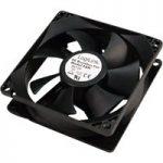 LogiLink® FAN103 PC Case Cooler Fan 120x120x25mm – Black