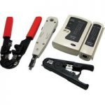 LogiLink® WZ0012 Networking Tool Set With Bag