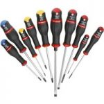 Facom ANW.J10PB Protwist Screwdriver Set – 10 Piece