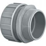 HellermannTyton 166-40702 PSR16-S-M16 PSR-S Straight fitting 12.6mm