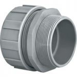 HellermannTyton 166-40703 PSR16-S-M20 PSR-S Straight fitting 12.6mm