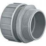 HellermannTyton 166-40704 PSR20-S-M20 PSR-S Straight fitting 16mm