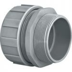 HellermannTyton 166-40705 PSR25-S-M25 PSR-S Straight fitting 21mm